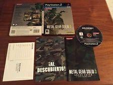 Metal Gear Solid 3: Snake Eater Steelcase
