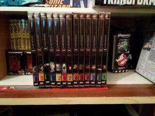 Expediente x temporadas 1 y 2 dvd