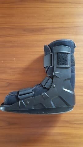 bota ortopedica