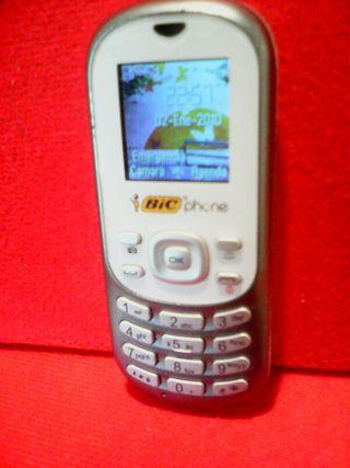 movil libre alcatel bic phone