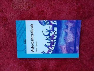 Irakurtzeko liburua ASTO BAHITZAILEAK libro