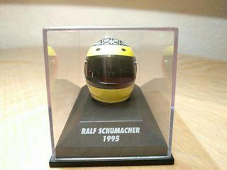 casco f1 Minichamps ralf Schumacher