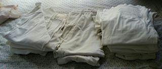 Lote Camisetas y pantalones interiores