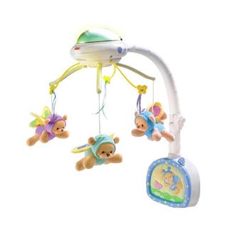 Proyector cuna fisher price