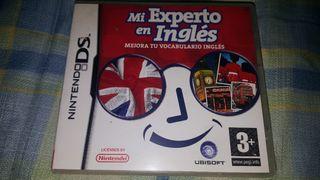 Mi experto en Inglés juego DS