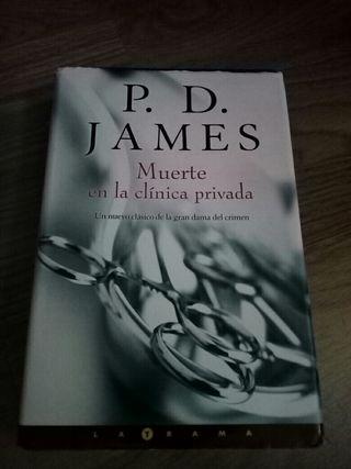 Libro Muerte en la Clínica Privada