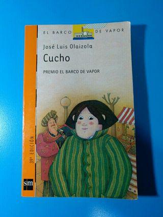 libro CUCHO