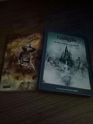 Libros Narnia 1 y 2