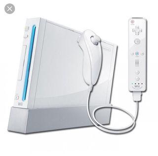 Nintendo wii con juegos!