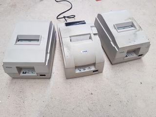 Impresoras de tickets epson