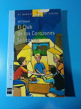 libro EL CLUB DE LOS CORAZONES SOLITARIOS