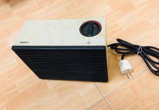 Calefactor eléctrico portátil marca Philips