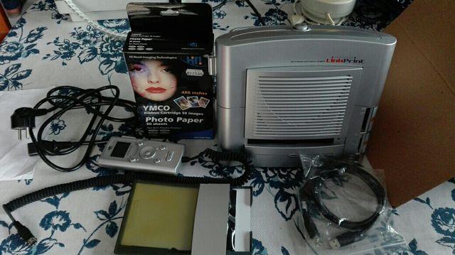 Maquina para las fotos