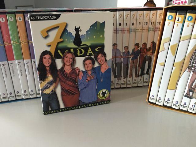 Serie television 7 Vidas