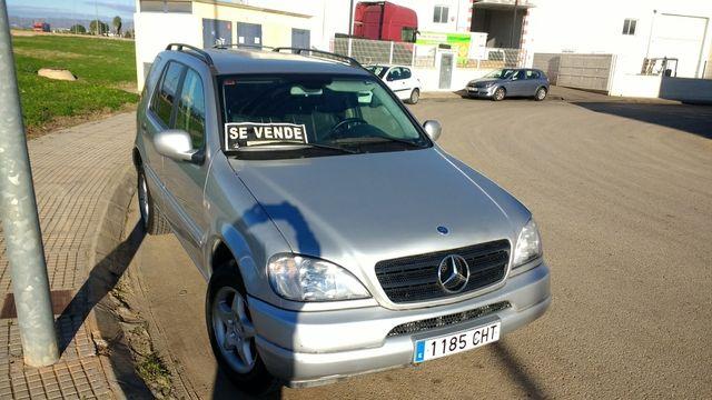 Mercedes-Benz Clase ML270