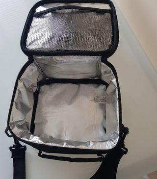 lunch bag iris