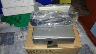 caja de cds nueva KENVOOD