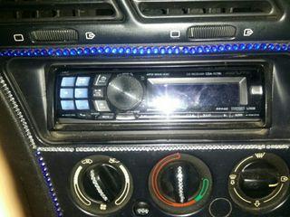 Radio cd usb alpine