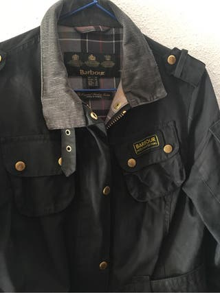 Chaqueta mujer barbour