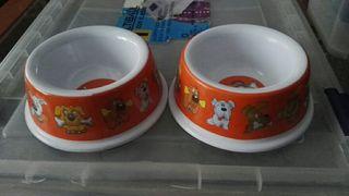 Comederos para perro o gato