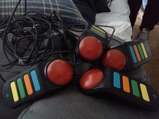 Mandos Buzz PS2