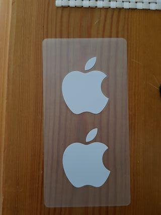 pegatinas oficiales Apple