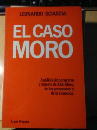 Libro, El caso moro, Leonardo Sciascia