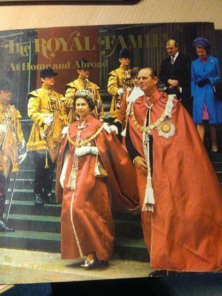Libro, The Royal family