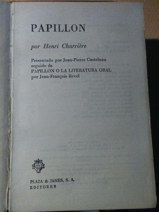 Libro, Papillon