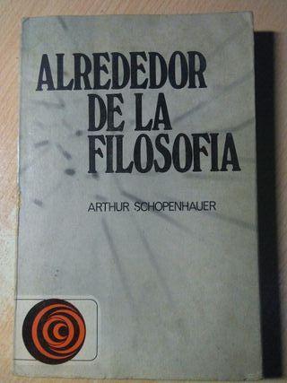 Libro, alrededor de la filosofia,