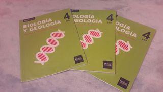 libros de biologia 4ESO oxford.