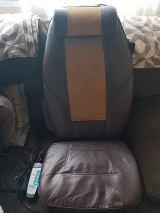 asiento/sillon masaje portatil