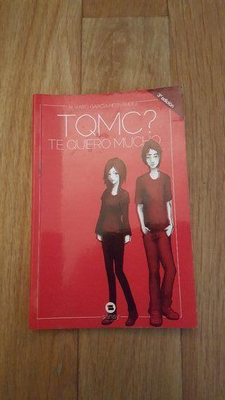 libro de lectura TQMC?