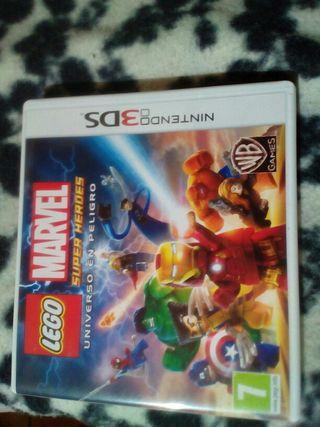 lego marvel super heroes universo en peligro