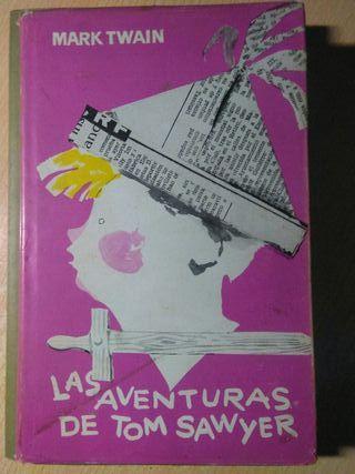 Libro, las aventuras de Tom sawyer, Mark Twain