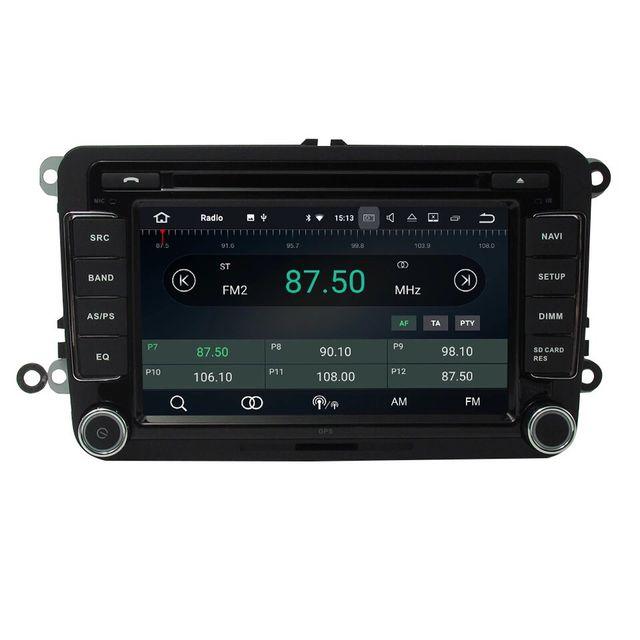 Pantalla GPS Android Volkswagen/Seat/Skoda