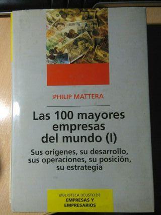 Libro, las 100 mayores empresas del mundo I
