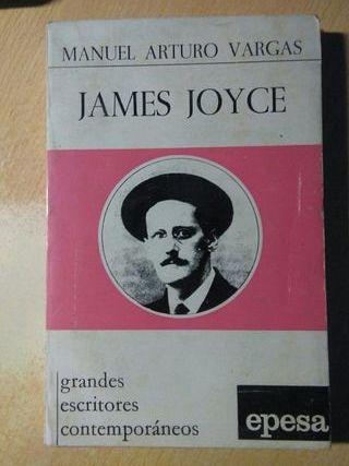 Lubro, James Joyce, manuel arturo vargas