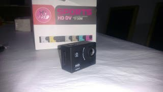 Cámara Deportiva Sports HD DV 1080P