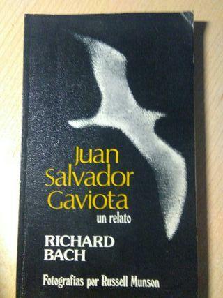 Libro, juan salvador gaviota, richard bach