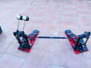 doble pedal dw 5000
