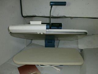 Plancha industrial para ropa