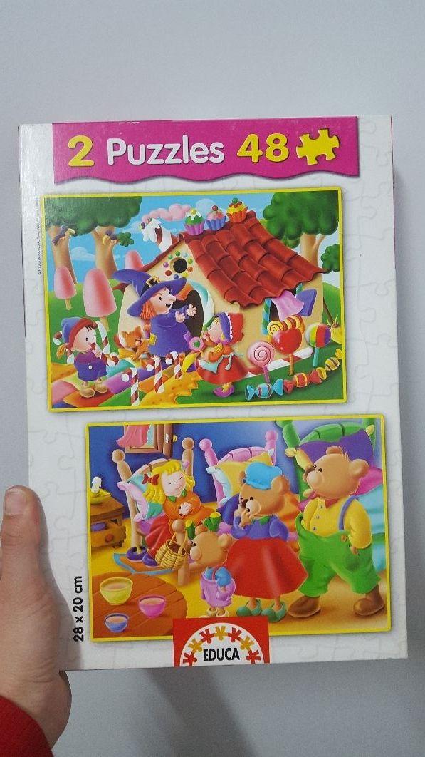puzzle dos de 48 piezas