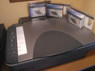 Impresora Multifuncion Funciona