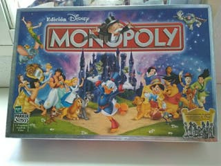 monopoly disney clasico