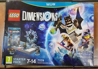 Juego WiiU Lego Dimensions