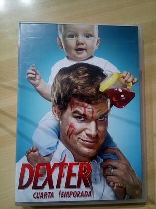 Dexter 4ta temporada de segunda mano por 6 € en Barcelona en WALLAPOP