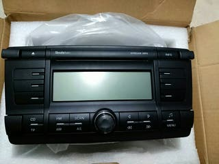 Radio cd mp3 skoda octavia