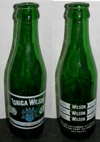 BOTELLA TONICA WILSON
