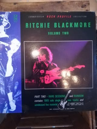 2Lp's Ritchie Blackmore Volume Two
